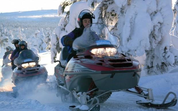 Активный отдых на Урале зимой