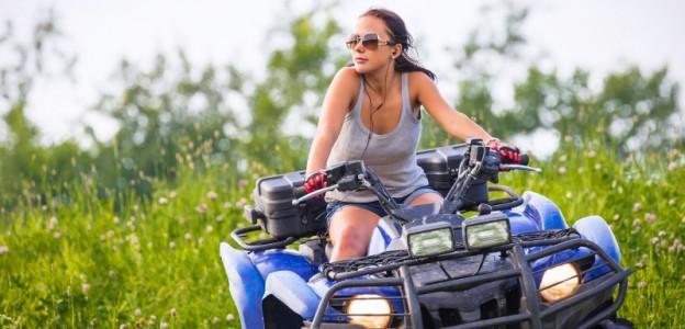 Активный отдых на квадроциклах и багах