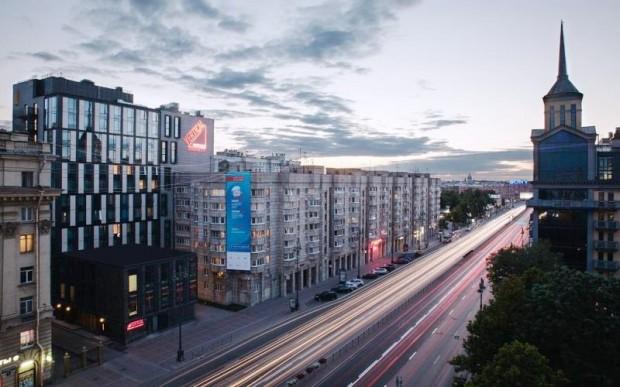 Апартаменты на Московском проспекте в С-Пб - Начать путешествие с Begin-Journey