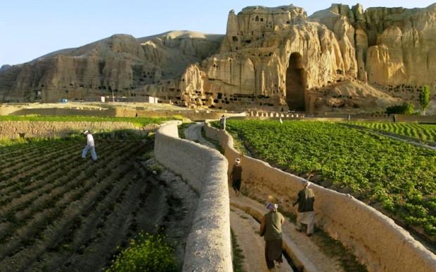 Афганистан – древняя страна песков