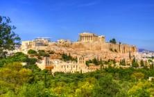 Афины и Салоники