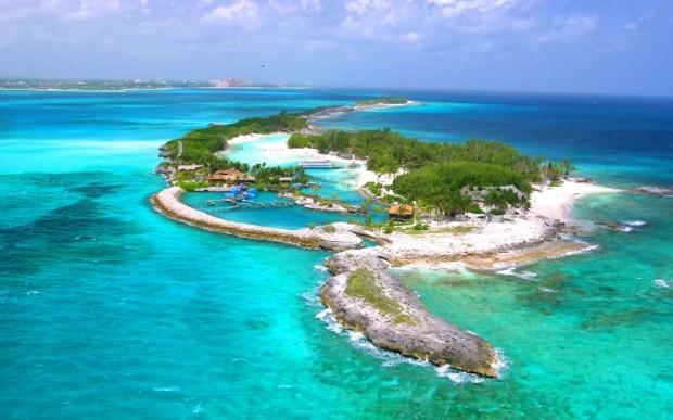 Багамские острова – живой Рай на Земле
