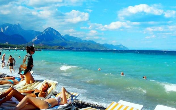 Бархатный сезон. Туры в Турцию