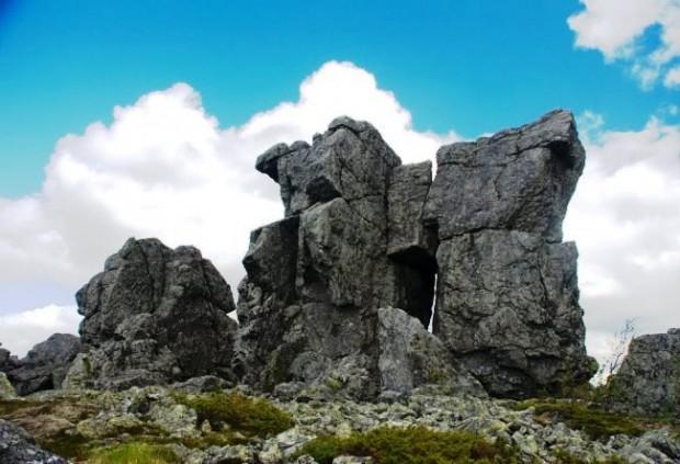 Близнец Воттоваары – древний город  на плато Торре-Порре-Из