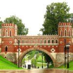 Великолепие дворцов в Царицыно