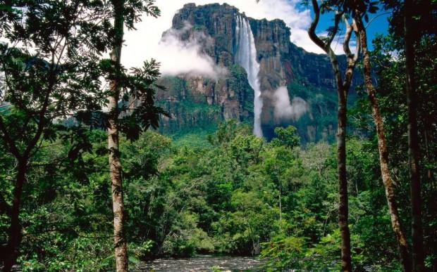Венесуэла, природные парки