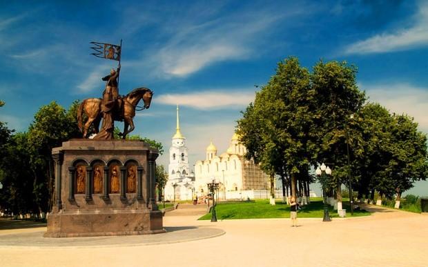 Владимир для туристов
