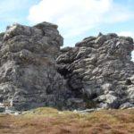 Вогульский камень (плато Кваркуш)