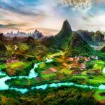 Воистину Поднебесная – Китай (24 фото)