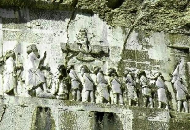 Вопросы истории или откуда у древних шумер часы на запястьях