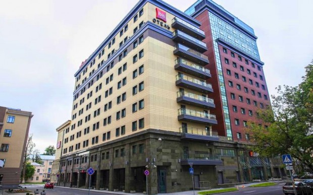 Гостиница Ибис в Москве. Описание