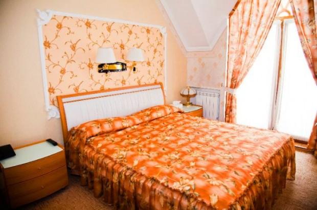Гостиница Русский Ренессанс во Владивостоке