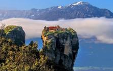 Греция: монастыри Метеоры