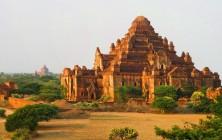 Дамаянджи, Мьянма
