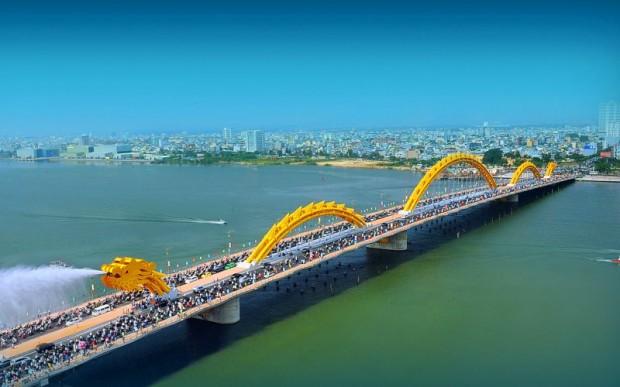 Дананг. Вьетнам