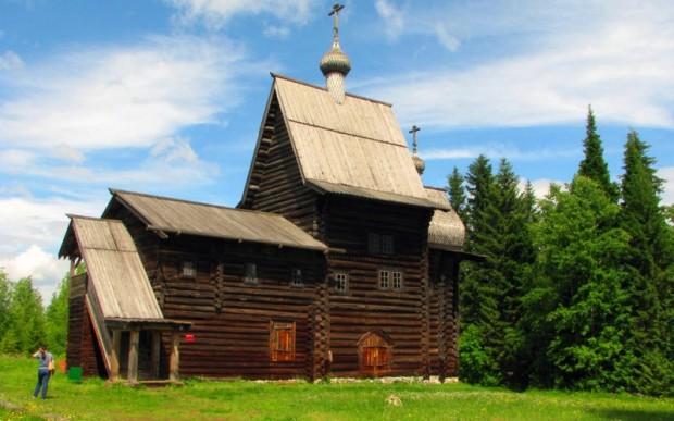 Деревня Хохловка, Пермский край