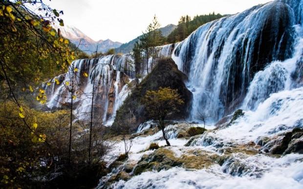 Долина девяти деревень Цзючжайгоу