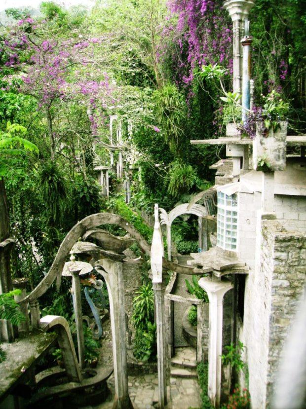 Достопримечательности Америки: парк «Las Pozas»