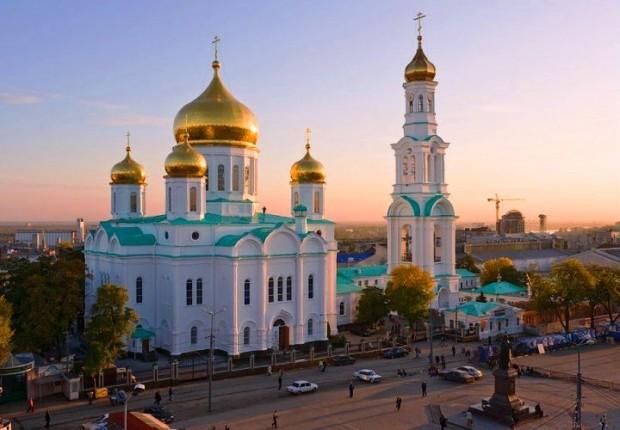 Достопримечательности Ростова-на-Дону