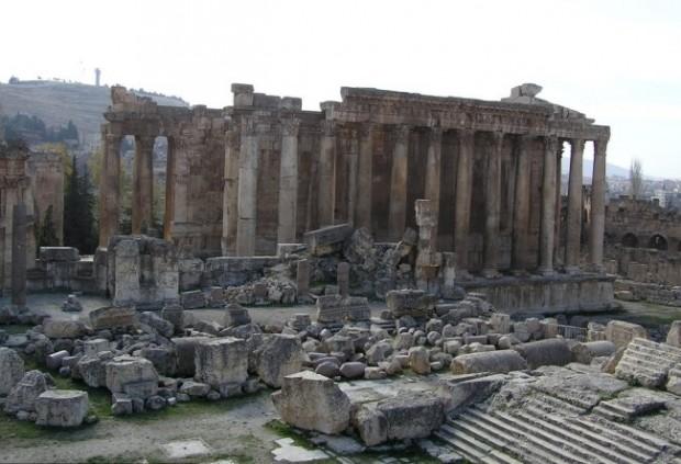 Древние города Азии – города гигантов Баальбек