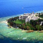 Древние города Италии: Гроты Катулло (15 фото)