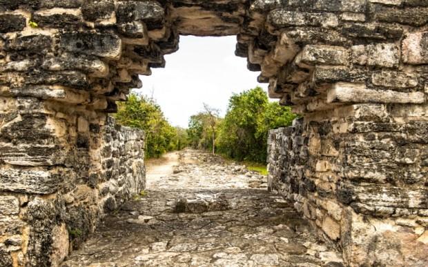 Древние города острова Косумель, Мексика