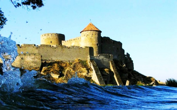 Древний город Аккерман и его Белгород-Днестровская крепость