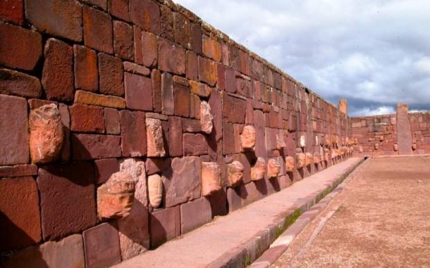 Древность, заключенная в камне: Мексика, Перу и  Боливия