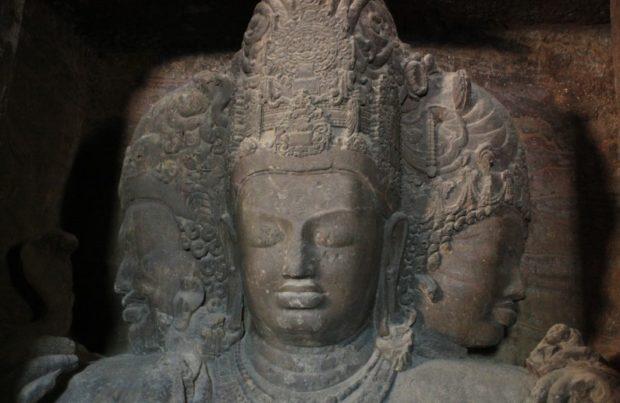 Древняя Азия: остров Элефанта, что рядом с Мумбаи