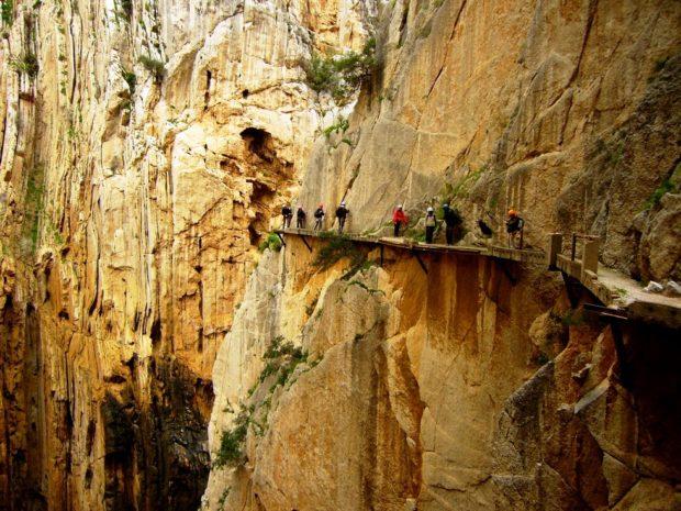 Европейское путешествие, статьи. Королевская тропа в Испании