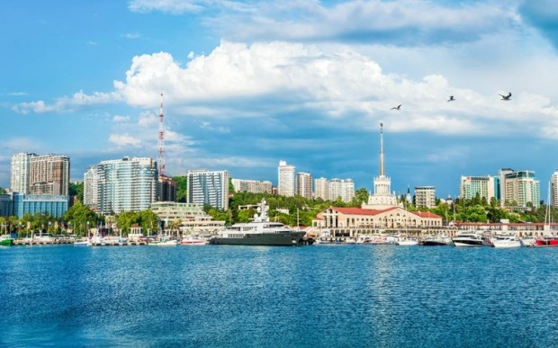 Едем на отдых в Сочи из Ростова-на-Дону