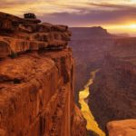 Завораживающая Африка: Цветной каньон в Египте
