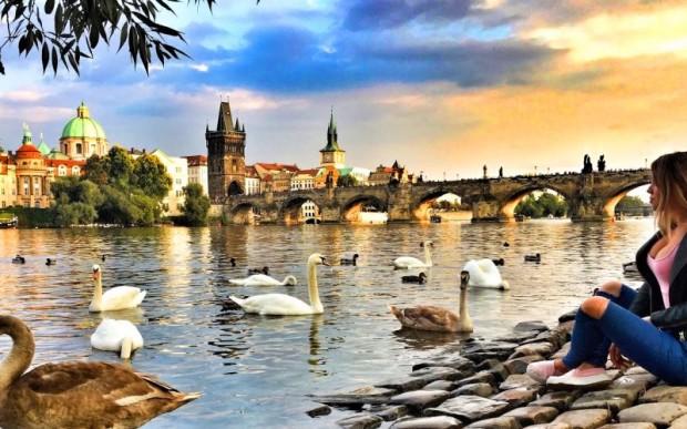 Загадочная и непредсказуемая Прага