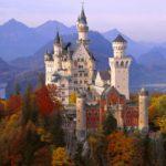 Замки Европы: Нойшванштайн, Германия