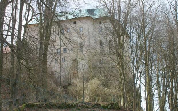 Замок Гоуска. Врата в ад