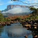 Затерянный мир на плато Рорайма