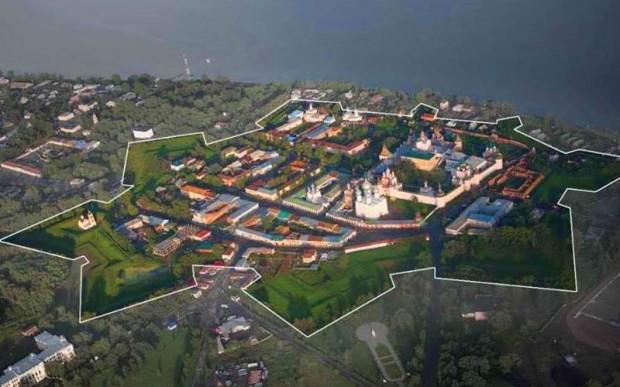 Звездная Крепость Ростова Великого