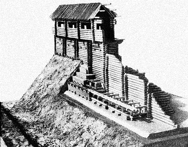 Змиевы валы вопросы истории или еще одна загадка истории Руси