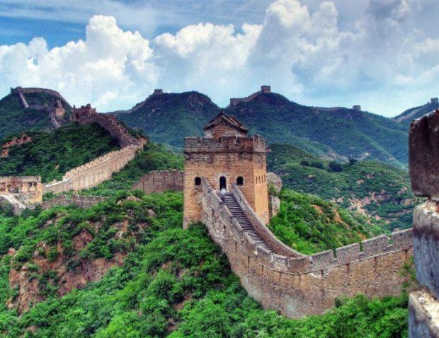 Интересные места Азии – великие тайны Великой стены