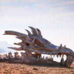 Интересные места Европы: Аммонитовый пляж Лайм Режис