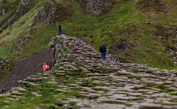 Интересные места Европы ирландская Тропа Гигантов
