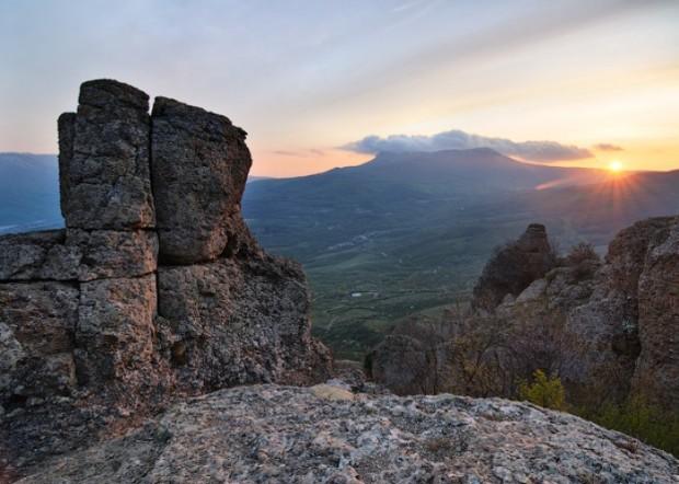 Интересные места Крыма или Чудеса Чатыр-Дага