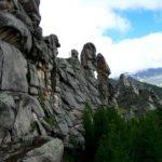 Интересные места России: красота Алтая – Бащелакский хребет