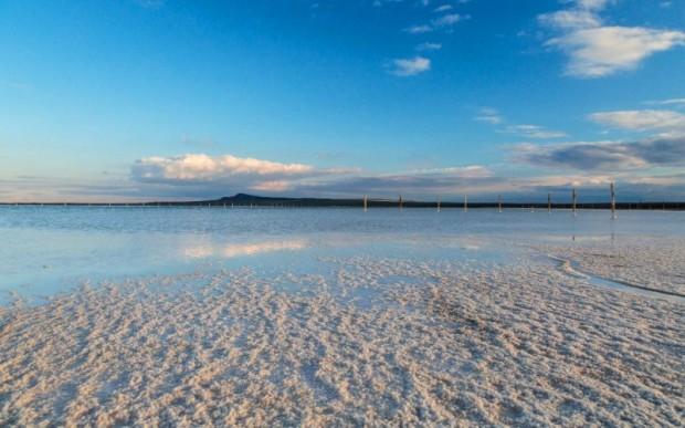 Интересные места России: озеро Баскунчак