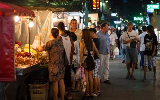 Интересные места: современные ночные рынки мира
