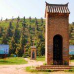 Интересные факты древности: китайские пирамиды (中國金字塔)