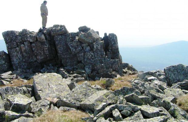 Интересные факты о России: курумы – обломки мегалитов