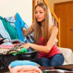 Как легко и быстро собрать чемодан в поездку