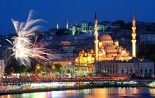Как провести новогодние праздники в Турции