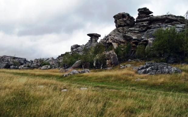 Каменные Столбы